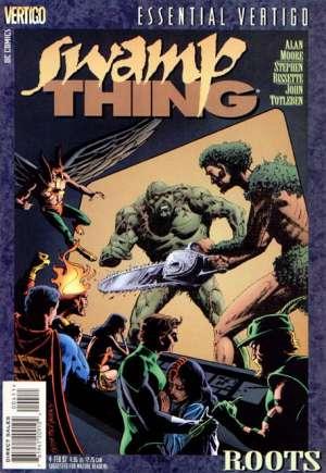 Essential Vertigo: Swamp Thing#4