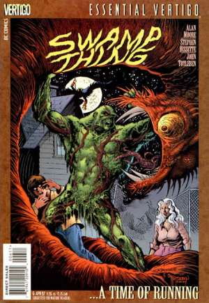 Essential Vertigo: Swamp Thing#6