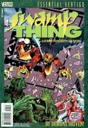 Essential Vertigo: Swamp Thing#7
