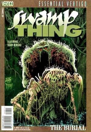 Essential Vertigo: Swamp Thing#8