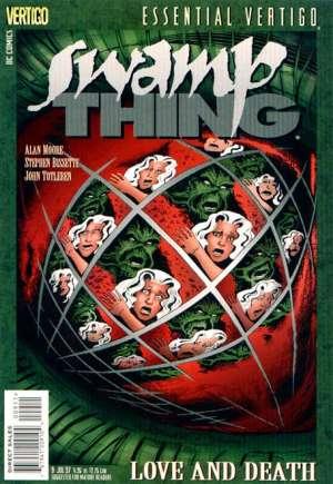 Essential Vertigo: Swamp Thing#9
