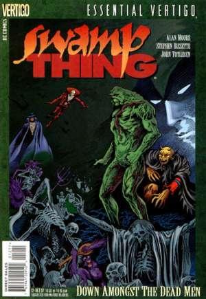 Essential Vertigo: Swamp Thing#12