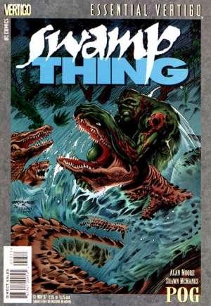 Essential Vertigo: Swamp Thing#13