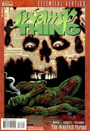 Essential Vertigo: Swamp Thing#16