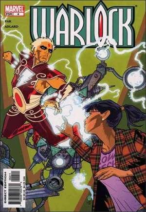 Warlock (2004-2005)#4