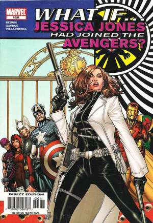 What If... Jessica Jones Had Joined the Avengers? (2005)#1