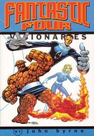 Fantastic Four Visionaries: John Byrne#TP Vol 1A