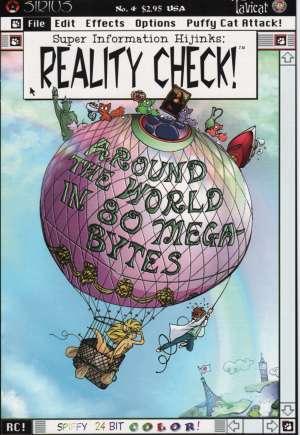 Reality Check (1996-1998)#4