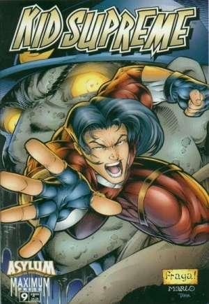 Asylum (1995-1997)#9