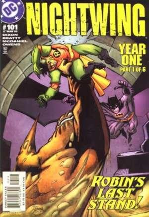 Nightwing (1996-2009)#101