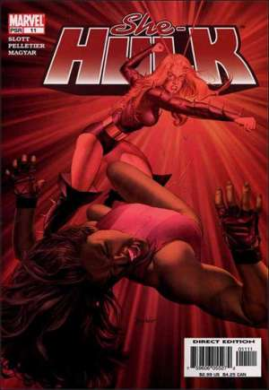 She-Hulk (2004-2005)#11