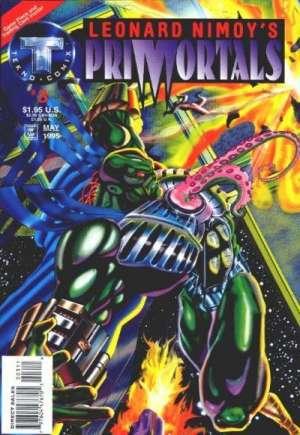 Leonard Nimoy's Primortals (1995-1996)#3A