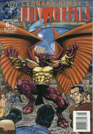 Leonard Nimoy's Primortals (1995-1996)#6