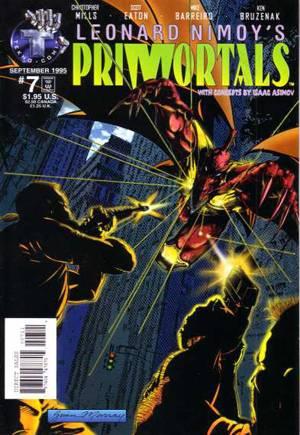 Leonard Nimoy's Primortals (1995-1996)#7
