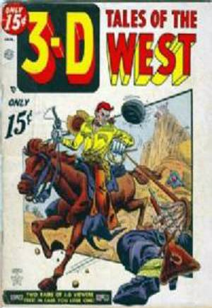 3-D Tales of the West (1954)#1
