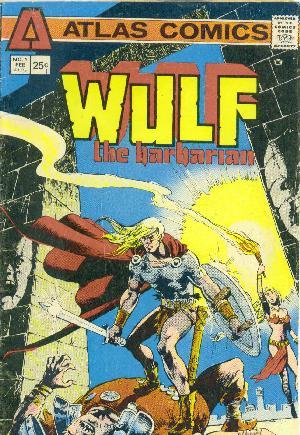 Wulf The Barbarian (1975)#1