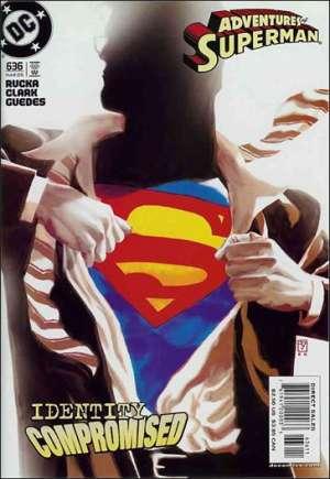 Adventures of Superman (1987-2006)#636