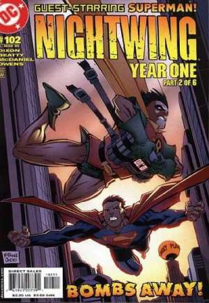 Nightwing (1996-2009)#102