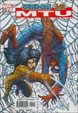 Marvel Team-Up (2005-2006)#5