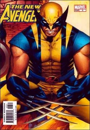 New Avengers (2005-2010)#3B