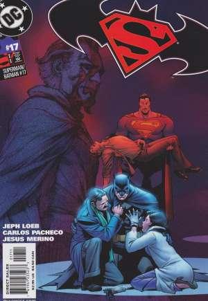 Superman/Batman (2003-2011)#17