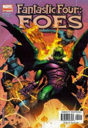 Fantastic Four: Foes#2