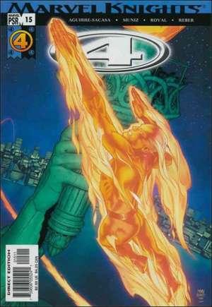 Marvel Knights 4 (2004-2006)#15