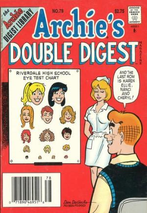 GCD :: Issue :: Laugh Comics Digest #75