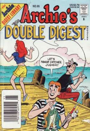 1997 Archie LAUGH Digest Magazine #135 154 169 172 FN-/FN