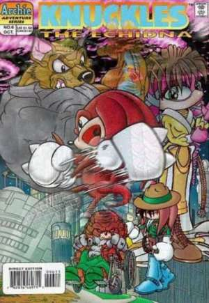 Knuckles the Echidna (1997-2000)#6