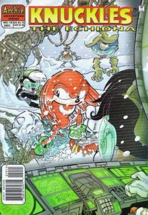 Knuckles the Echidna (1997-2000)#19