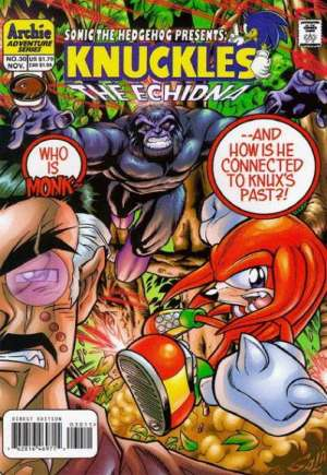 Knuckles the Echidna (1997-2000)#30