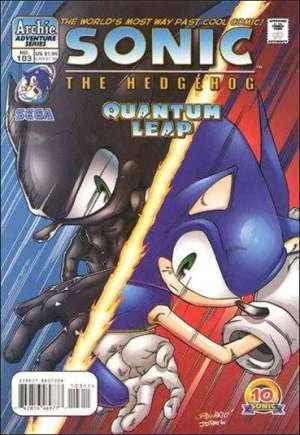 Sonic the Hedgehog (1993-2016)#103