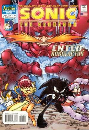 Sonic the Hedgehog (1993-2016)#104