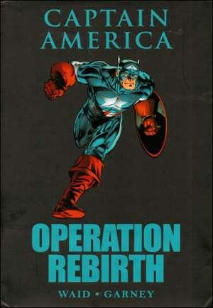 Captain America: Operation Rebirth (2011)#HC