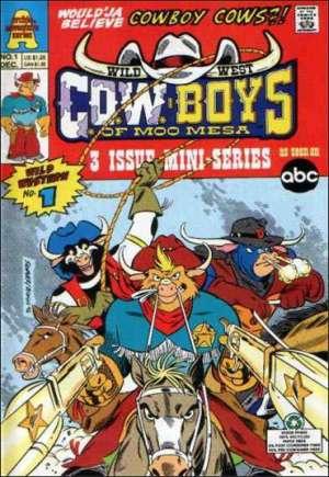 Wild West C.O.W.Boys of Moo Mesa (1992)#1
