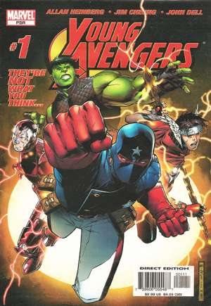 Young Avengers (2005-2006) #1A
