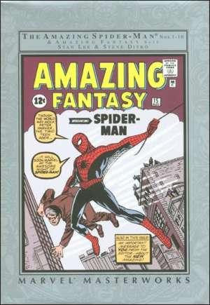 Marvel Masterworks (1987-2002)#HC Vol 1G