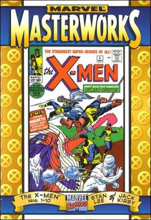 Marvel Masterworks (1987-2002)#HC Vol 3E