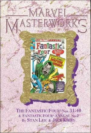 Marvel Masterworks (1987-2002)#HC Vol 21