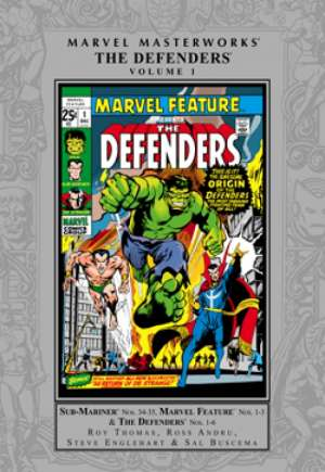 Marvel Masterworks: The Defenders (2008-Present) #HC Vol 1A