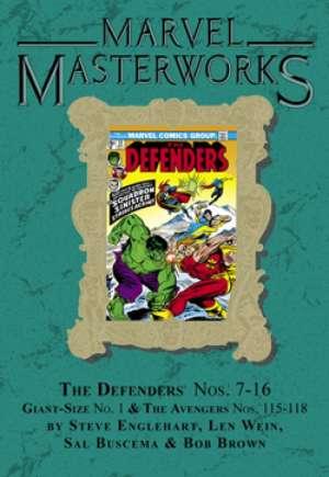 Marvel Masterworks: The Defenders (2008-Present)#HC Vol 2B