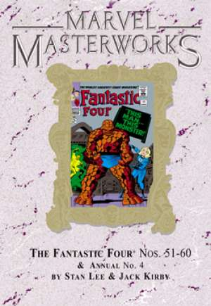 Marvel Masterworks: The Fantastic Four (2003-Present) #HC Vol 6B