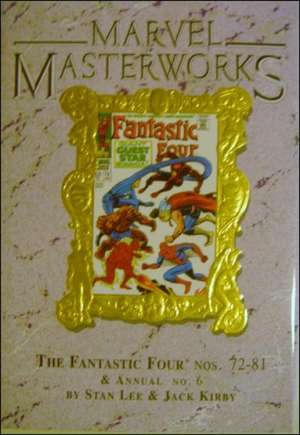 Marvel Masterworks: The Fantastic Four (2003-Present) #HC Vol 8B