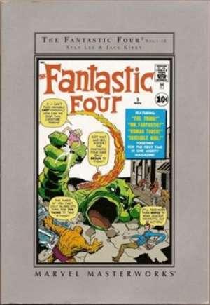 Marvel Masterworks: The Fantastic Four (2003-Present)#TP Vol 1A