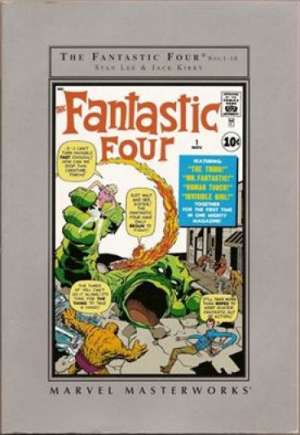 Marvel Masterworks: The Fantastic Four (2003-Present)#TP Vol 1B
