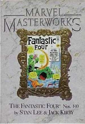 Marvel Masterworks: The Fantastic Four (2003-Present)#TP Vol 1D
