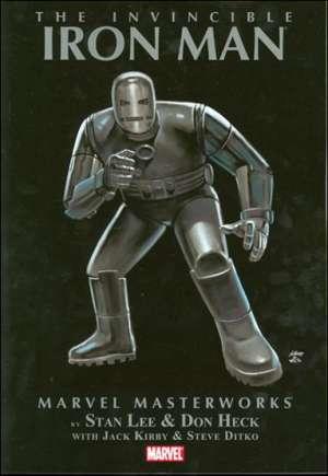 Marvel Masterworks: The Invincible Iron Man (2003-Present)#TP Vol 1A