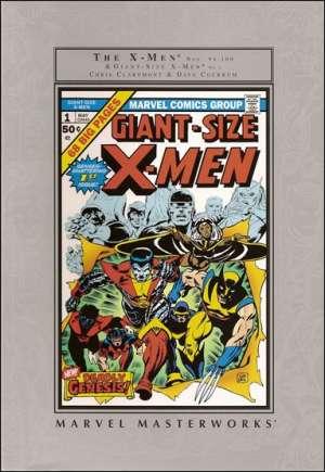 Marvel Masterworks: The Uncanny X-Men (2003-Present)#TP Vol 1B