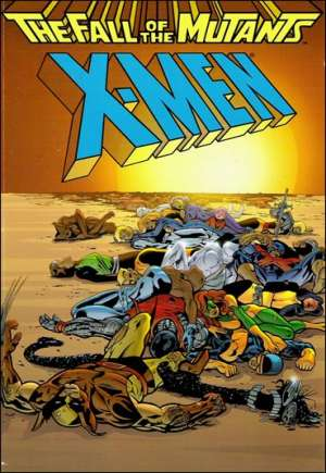 X-Men: The Fall of the Mutants (2002)#TP